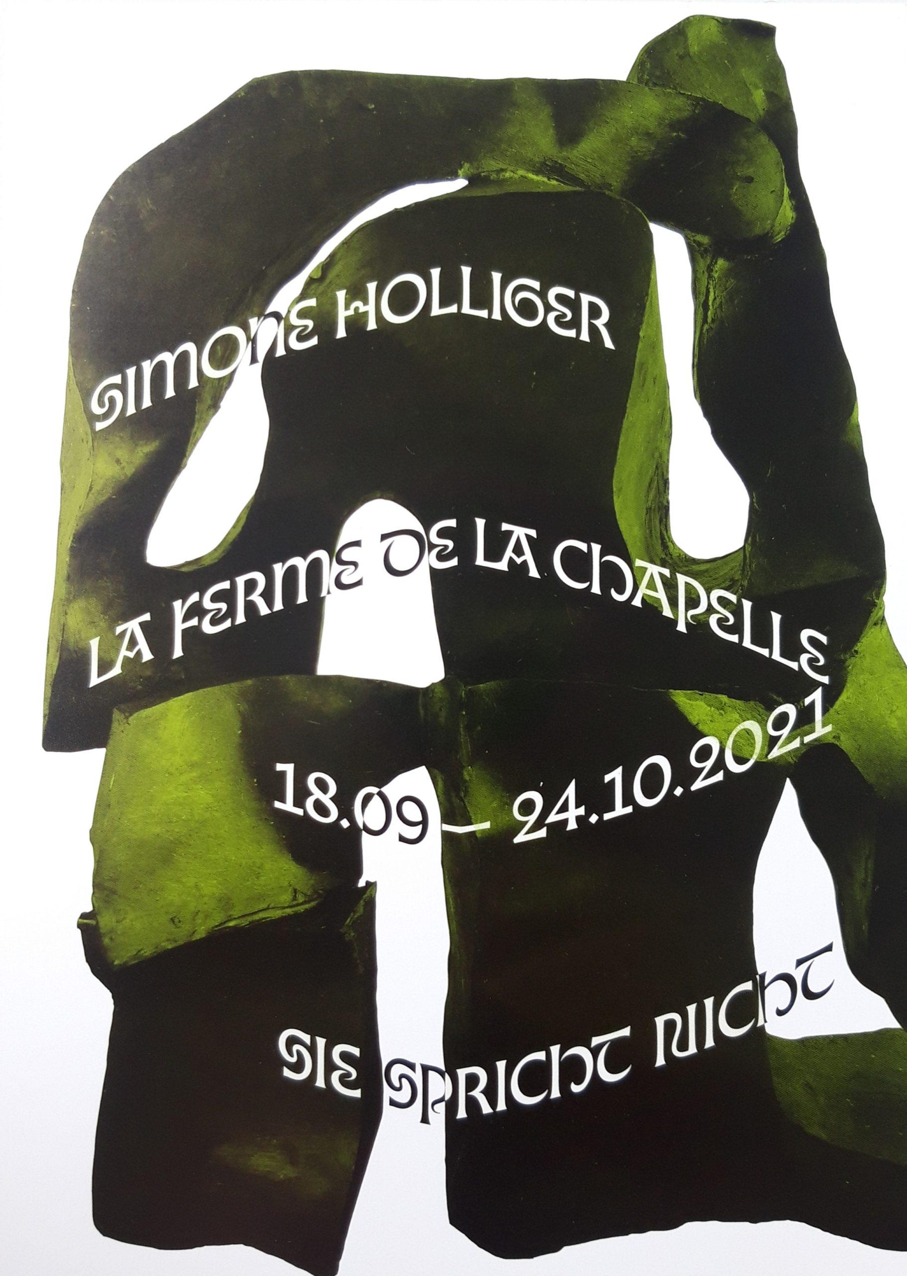 Simone Holliger Ferme de La Chapelle