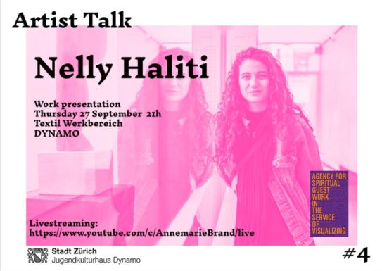 HALITI talk